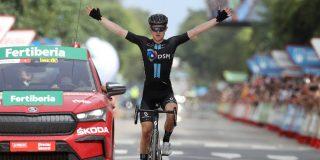 Vuelta 2021: Nieuwe ritzege Storer na monstervlucht, Eiking neemt rood over van Roglic