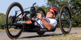 Jetze Plat pakt opnieuw paralympisch goud op triatlon