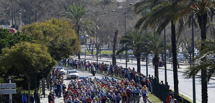 Volg hier de eerste etappe van de Volta a Portugal 2021