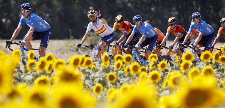 Volg hier de openingsetappe van de Vuelta a Burgos 2021