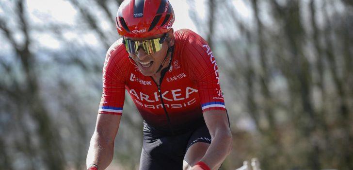 """Warren Barguil wint zijn eerste etappekoers: """"Beloning voor mijn inspanningen"""""""