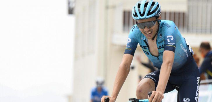 Vuelta 2021: Óscar Rodríguez geeft op met knieblessure