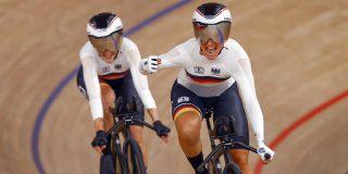 Olympische Spelen: Duitse vrouwen pakken in wereldrecord goud op ploegachtervolging