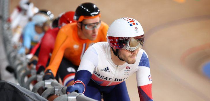 Olympische Spelen: Van Schip loopt medaille mis op omnium, Walls grijpt goud
