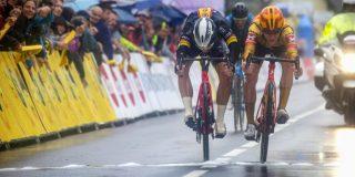 Joshua Huppertz rondt vlucht succesvol af in Ronde van Tsjechië