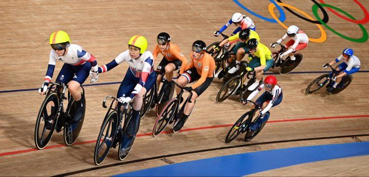 Olympische Spelen: Pieters en Wild grijpen naast de medailles in koppelkoers