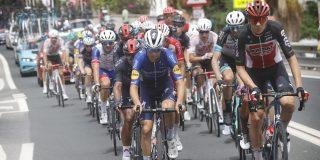 """Vansevenant tweede in Vuelta-rit: """"Ik ben toch ook wel teleurgesteld"""""""