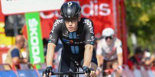 """Alberto Dainese zat achter breuk: """"Toen we vooraan aansloten, begon de sprint al"""""""