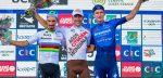 """Julian Alaphilippe na aanvallende koers tweede in Bretagne: """"Kramp in de slotkilometers"""""""