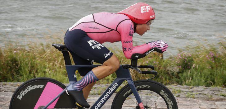 Dubbelslag Bissegger in tijdrit Benelux Tour in Lelystad, Dumoulin zesde