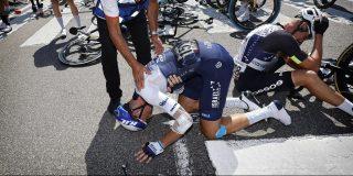 Vuelta 2021: Sep Vanmarcke, Giulio Ciccone en Rudy Molard stappen af