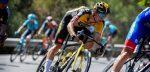 """Roglic komt met de schrik vrij: """"Gelukkig kunnen we onze weg in deze Vuelta vervolgen"""""""