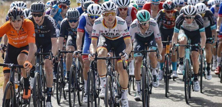 Vuelta 2021: Maximilian Schachmann stapt uit de wedstrijd