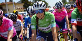 Lucinda Brand zegeviert in slotrit Tour de l'Ardèche, Leah Thomas eindwinnares