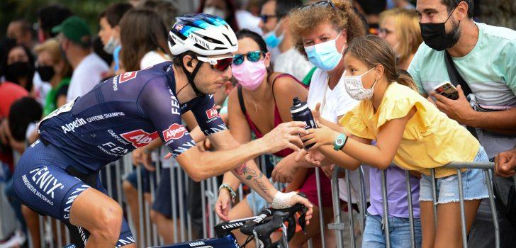 Vuelta 2021: Ook Sergio Henao en Sacha Modolo geven op in negentiende etappe