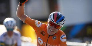 """Einde carrière voor Anna van der Breggen: """"Dat is een goed gevoel"""""""