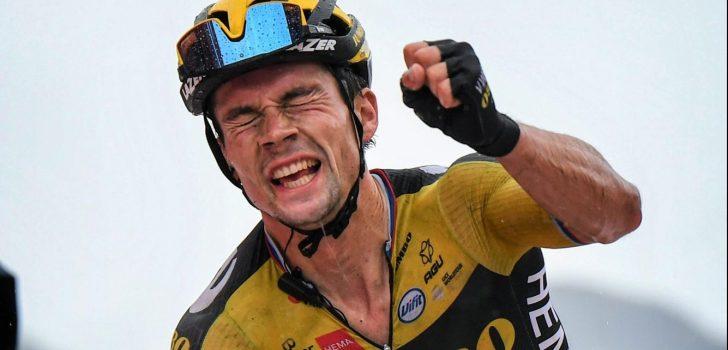Vuelta 2021: Indrukwekkende Roglic grijpt de macht in bergrit naar Lagos de Covadonga