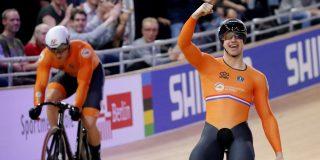 Nederland met sterke ploeg naar WK baanwielrennen in Roubaix