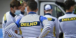 Doek gevallen voor wielerploeg Delko