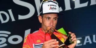 """Vincenzo Nibali boekt eerste succes in twee jaar: """"Deze zege betekent veel voor me"""""""