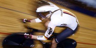 Lea Sophie Friedrich prolongeert wereldtitel op de 500 meter tijdrit