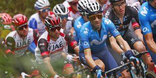 """Valverde na vijfde plek in Lombardije: """"Ik doe nog steeds mee"""""""