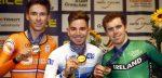 EK Baan: Vincent Hoppezak verrast met zilver op de Scratch